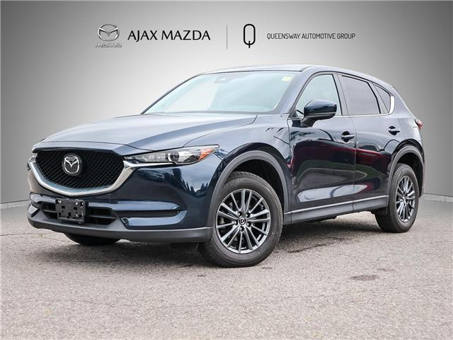 2019 Mazda CX-5 GS (Stk: P5963) in Ajax - Image 1 of 25