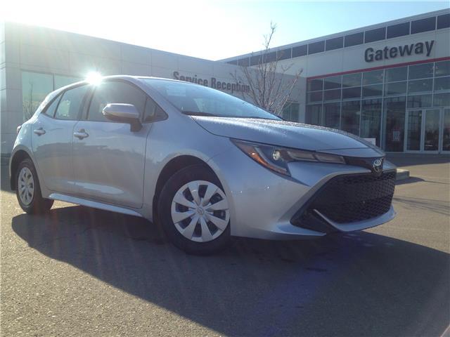 2022 Toyota Corolla Hatchback Base (Stk: ORDER11113892) in Edmonton - Image 1 of 30
