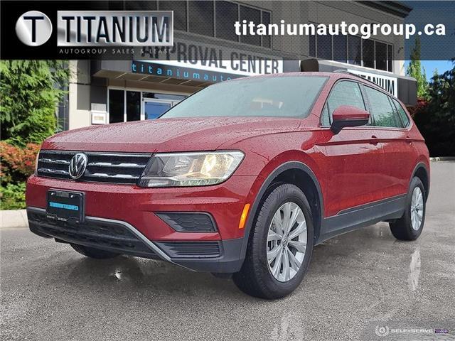 2020 Volkswagen Tiguan Trendline (Stk: 086216) in Langley Twp - Image 1 of 21