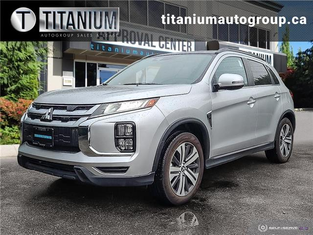 2020 Mitsubishi RVR GT (Stk: 601086) in Langley Twp - Image 1 of 20