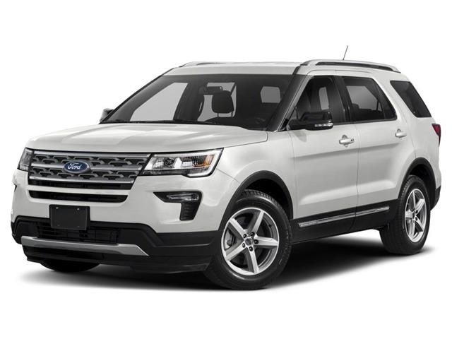 2018 Ford Explorer XLT (Stk: Y50898A) in London - Image 1 of 9