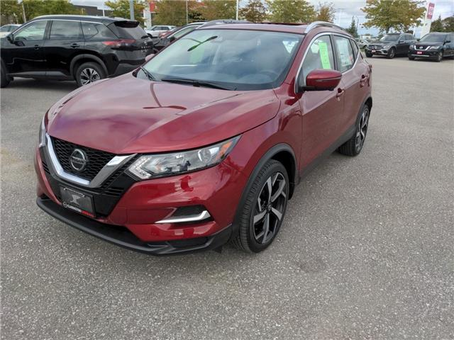 2021 Nissan Qashqai SL (Stk: MW427936) in Bowmanville - Image 1 of 13