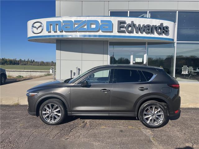 2019 Mazda CX-5 GT w/Turbo (Stk: 22842) in Pembroke - Image 1 of 28