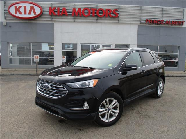 2019 Ford Edge SEL (Stk: 42026A) in Prince Albert - Image 1 of 12