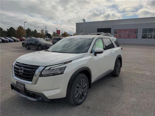 2022 Nissan Pathfinder SL (Stk: NC217370) in Bowmanville - Image 1 of 13