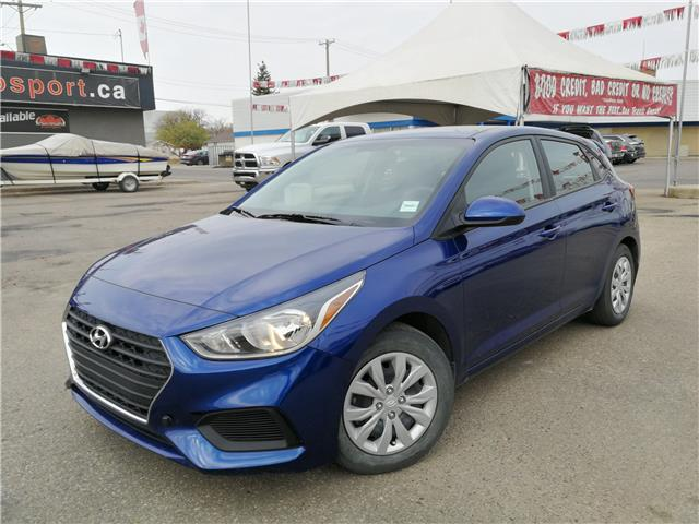 2020 Hyundai Accent Essential w/Comfort Package (Stk: A0208T) in Saskatoon - Image 1 of 22