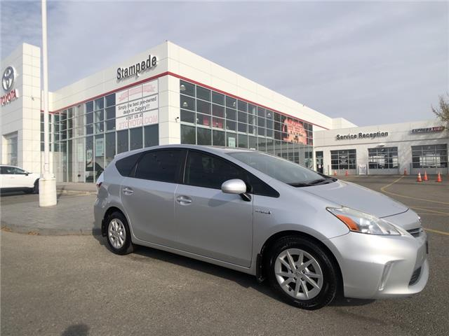 2013 Toyota Prius v Base (Stk: 9547A) in Calgary - Image 1 of 24
