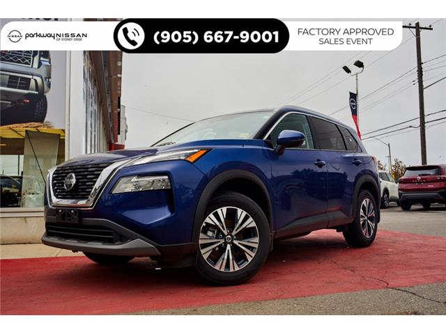 2021 Nissan Rogue SV (Stk: N21564) in Hamilton - Image 1 of 29