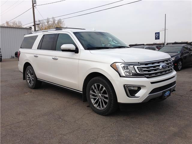 2018 Ford Expedition Max Limited 1FMJK2AT3JEA56971 21U187 in Wilkie