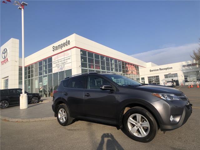 2014 Toyota RAV4 XLE (Stk: 9546A) in Calgary - Image 1 of 24