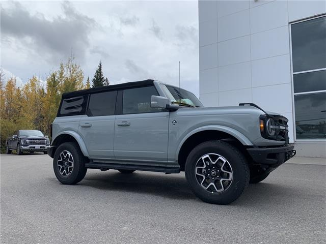2021 Ford Bronco  (Stk: 5044) in Vanderhoof - Image 1 of 21