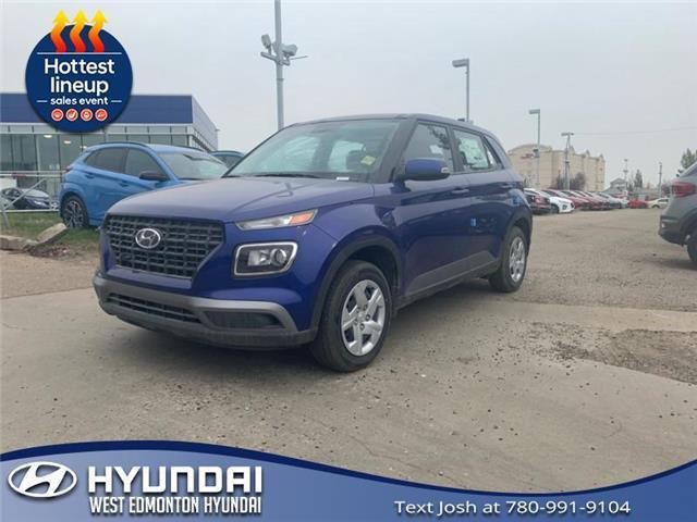 2021 Hyundai Venue ESSENTIAL (Stk: VN14948) in Edmonton - Image 1 of 7