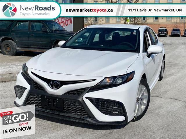 2021 Toyota Camry SE (Stk: 36002) in Newmarket - Image 1 of 21