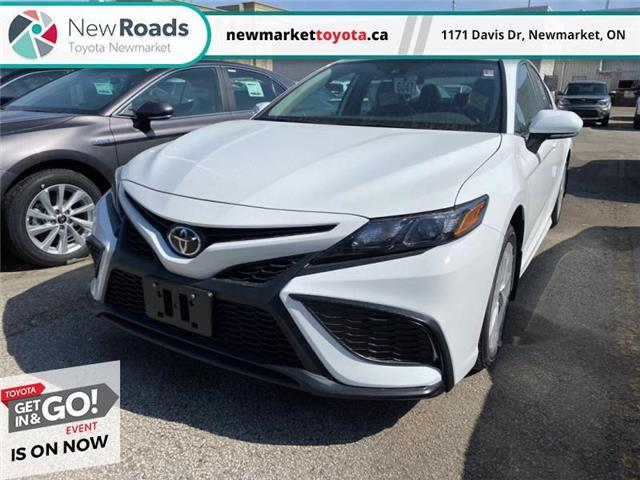 2021 Toyota Camry SE (Stk: 36047) in Newmarket - Image 1 of 7