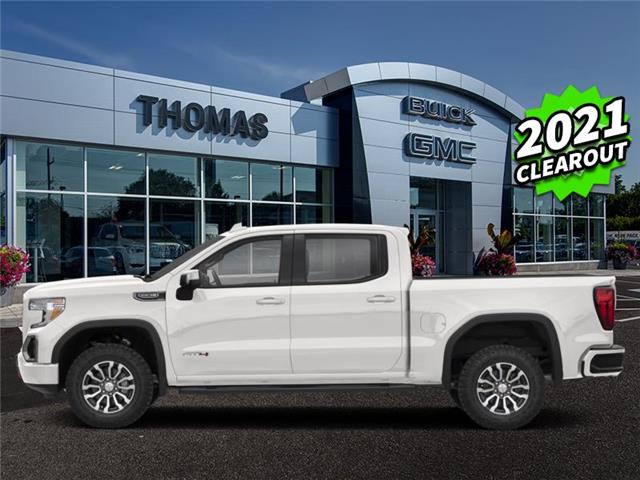 2021 GMC Sierra 1500 AT4 (Stk: T44739) in Cobourg - Image 1 of 1