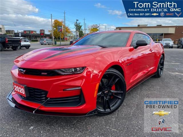 2020 Chevrolet Camaro 2SS (Stk: 210781A) in Midland - Image 1 of 14