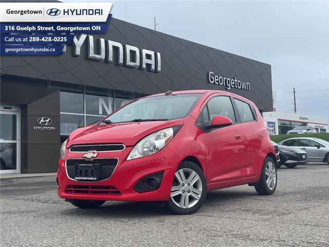 2013 Chevrolet Spark LS Auto (Stk: 1169A) in Georgetown - Image 1 of 23