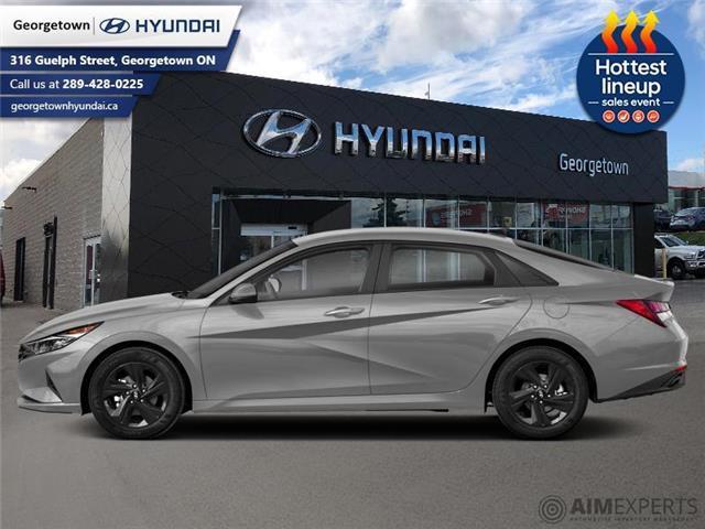 2022 Hyundai Elantra Preferred (Stk: 1360) in Georgetown - Image 1 of 1