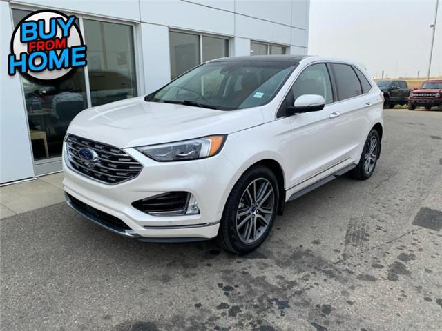 2019 Ford Edge Titanium (Stk: EDG1020A) in Nisku - Image 1 of 22