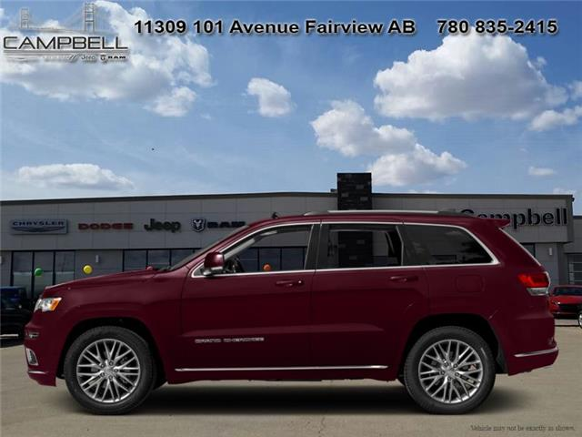 2017 Jeep Grand Cherokee Summit (Stk: 10804A) in Fairview - Image 1 of 1