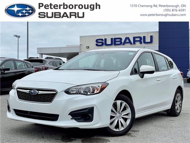 2019 Subaru Impreza Convenience (Stk: SP0502) in Peterborough - Image 1 of 30