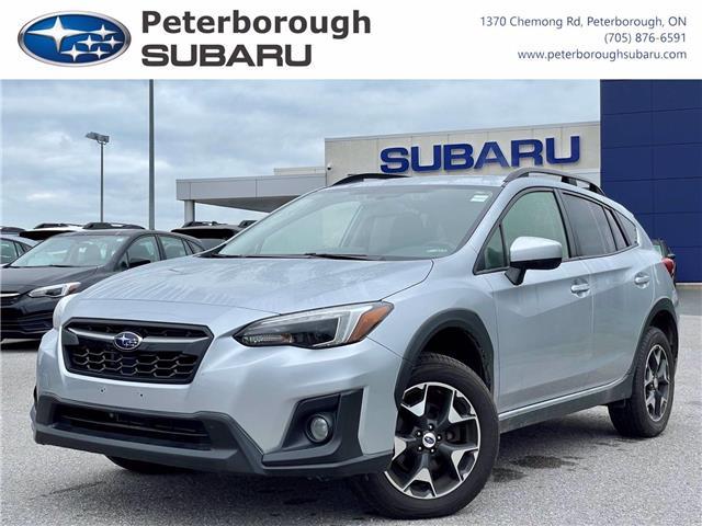 2018 Subaru Crosstrek Sport (Stk: SP0499) in Peterborough - Image 1 of 30