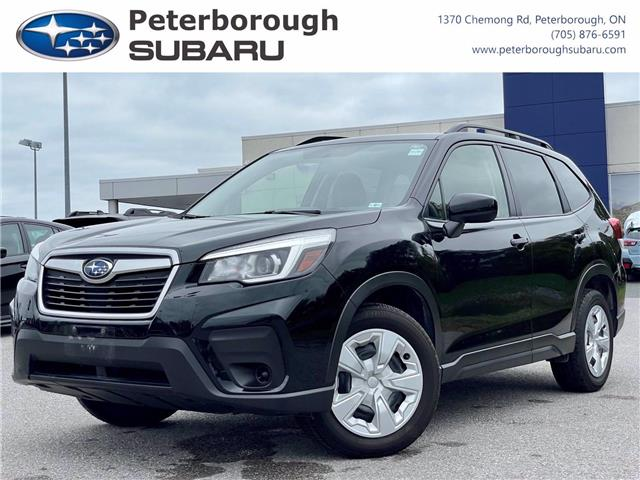 2019 Subaru Forester 2.5i (Stk: S4786A) in Peterborough - Image 1 of 30