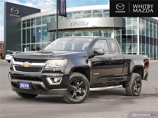 2019 Chevrolet Colorado LT (Stk: 210829A) in Whitby - Image 1 of 27