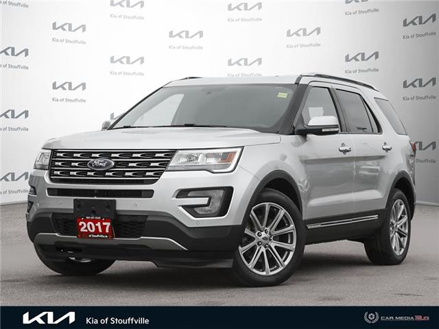 2017 Ford Explorer Limited (Stk: P0487) in Stouffville - Image 1 of 25