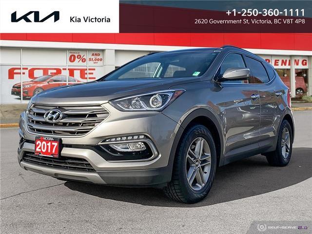 2017 Hyundai Santa Fe Sport 2.4 SE (Stk: TE22-091A) in Victoria - Image 1 of 23