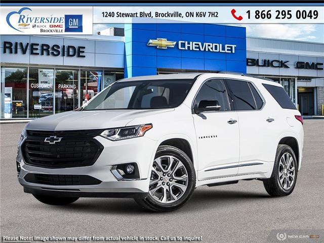 2021 Chevrolet Traverse Premier (Stk: 21-376) in Brockville - Image 1 of 23