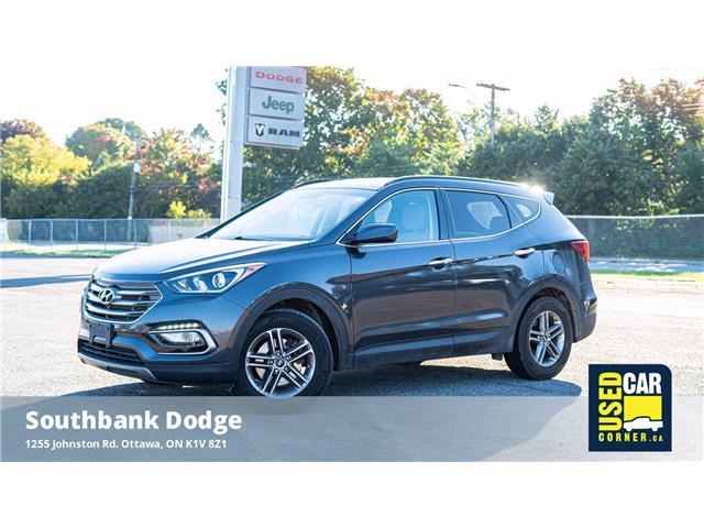 2018 Hyundai Santa Fe Sport 2.4 Base (Stk: 2106871) in OTTAWA - Image 1 of 28