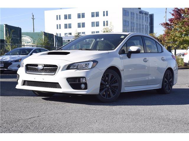 2017 Subaru WRX Sport (Stk: 18-SM659A) in Ottawa - Image 1 of 25