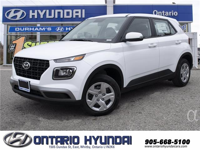 2022 Hyundai Venue ESSENTIAL (Stk: 138235) in Whitby - Image 1 of 22
