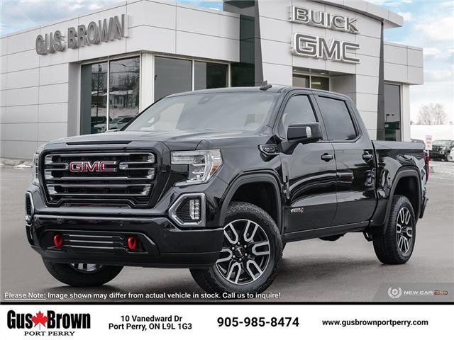 2021 GMC Sierra 1500 AT4 (Stk: Z442802) in PORT PERRY - Image 1 of 23