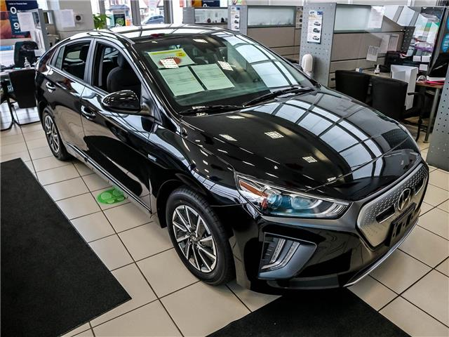 2020 Hyundai Ioniq EV Preferred (Stk: N22097) in Toronto - Image 1 of 1
