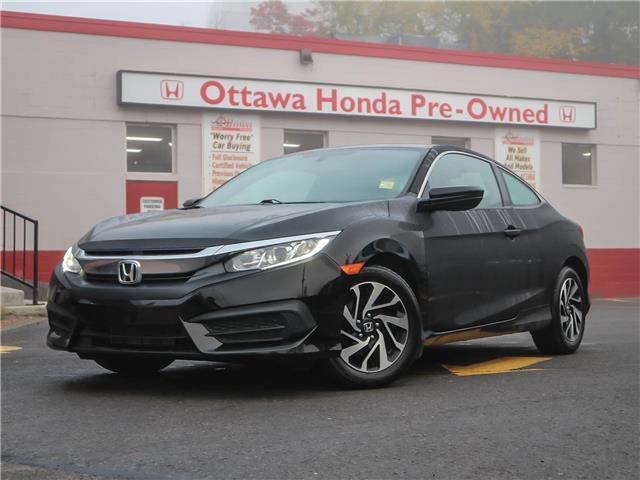 2016 Honda Civic LX (Stk: 348551) in Ottawa - Image 1 of 26