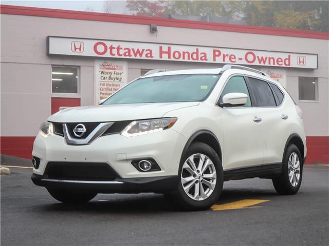 2015 Nissan Rogue SV (Stk: 348101) in Ottawa - Image 1 of 29
