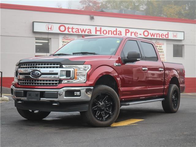 2018 Ford F-150  (Stk: H92831) in Ottawa - Image 1 of 28