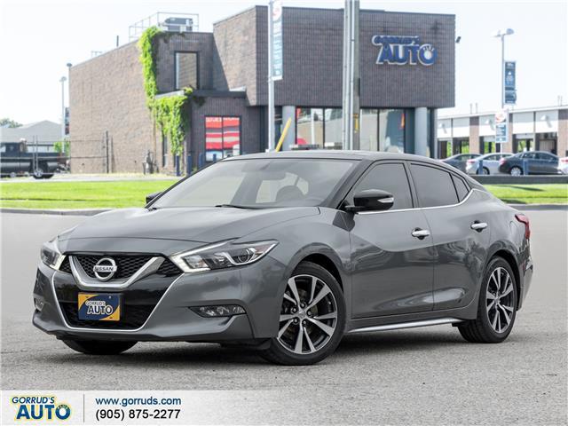 2016 Nissan Maxima SL (Stk: 444423) in Milton - Image 1 of 24