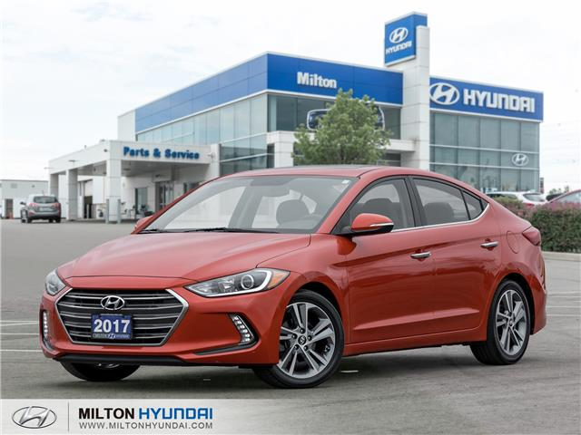 2017 Hyundai Elantra Limited (Stk: 137291) in Milton - Image 1 of 26