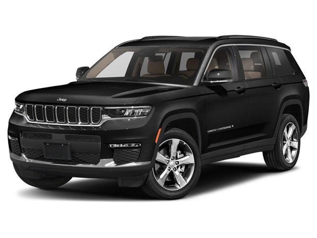 2021 Jeep Grand Cherokee L Laredo (Stk: LC21375) in London - Image 1 of 9