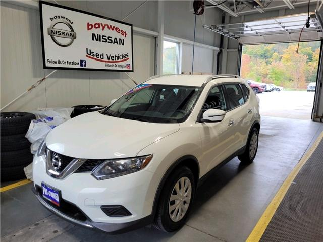 2016 Nissan Rogue S (Stk: 21288A) in Owen Sound - Image 1 of 12