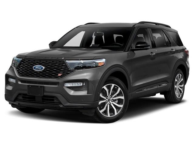 2021 Ford Explorer ST (Stk: 21T9095) in Toronto - Image 1 of 9