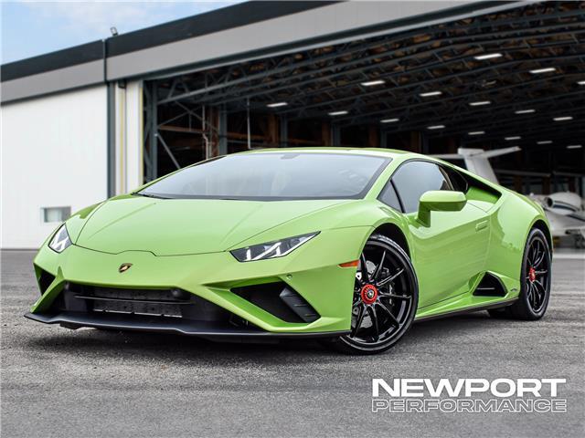 2021 Lamborghini Huracan  (Stk: U18901) in Hamilton, Ontario - Image 1 of 48