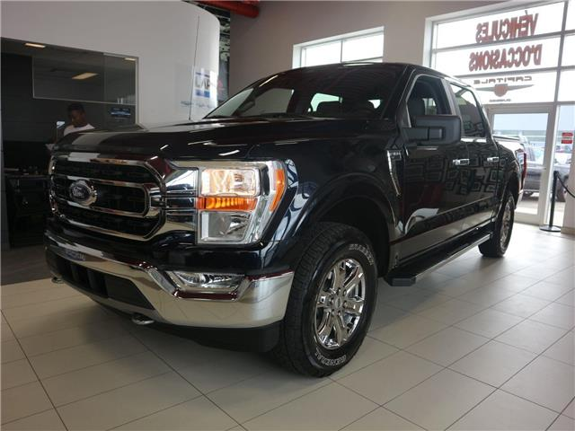 2021 Ford F-150  1FTEW1EP0MFA74750 1124 in Québec