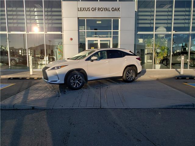 2022 Lexus RX 350 Base (Stk: L22018) in Calgary - Image 1 of 11