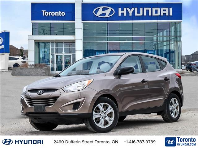 2011 Hyundai Tucson GL (Stk: U07302) in Toronto - Image 1 of 26