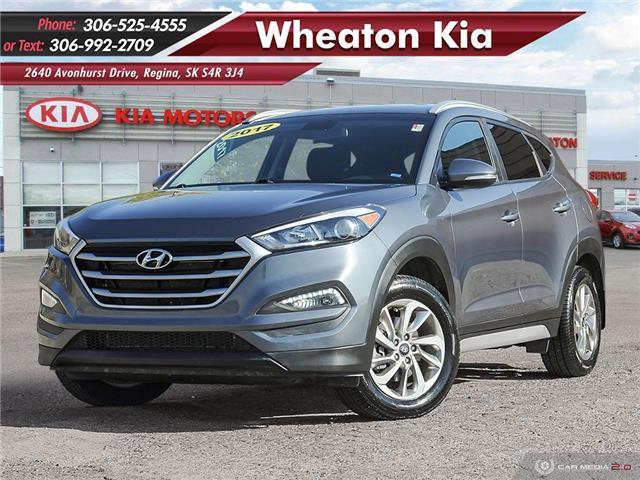 2017 Hyundai Tucson SE (Stk: U89103) in Regina - Image 1 of 27