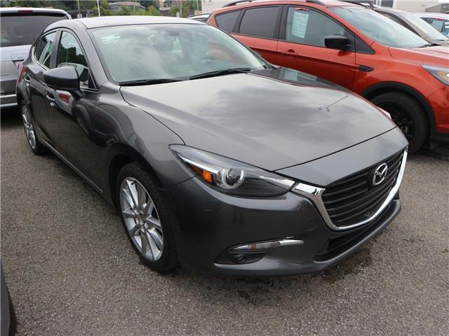 2018 Mazda Mazda3 Sport GT (Stk: 1M311A) in Quebec - Image 1 of 4